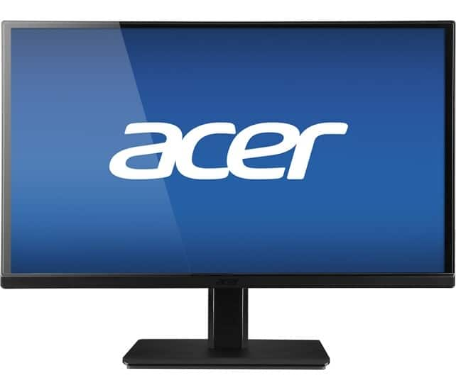 "23"" Acer  H6 Series 1920x1080p IPS LED Monitor $99.99 + Free Shipping"