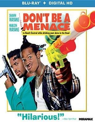 Don't Be a Menace to South Central While Drinking Your Juice in the Hood (Blu-ray + Digital HD) $3.99 Shipped