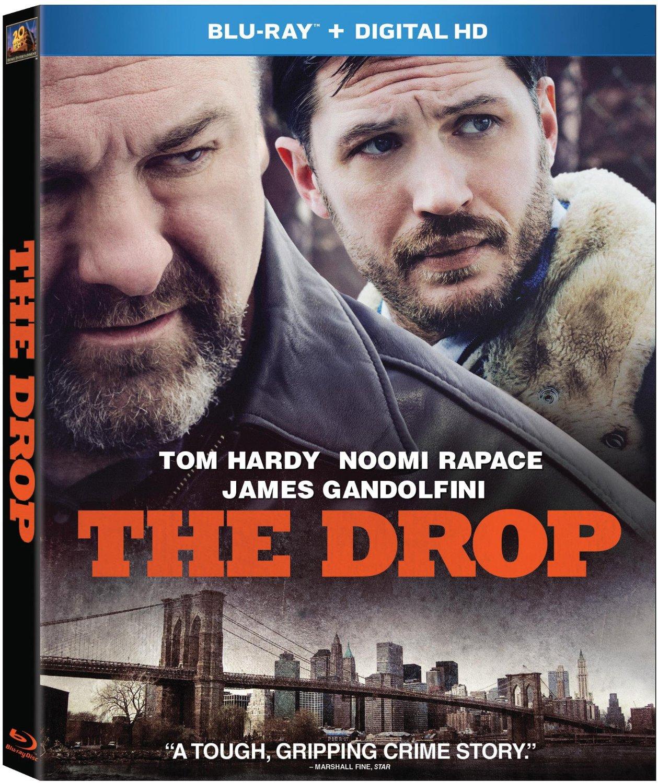 The Drop (Blu-ray + Digital HD)  $6