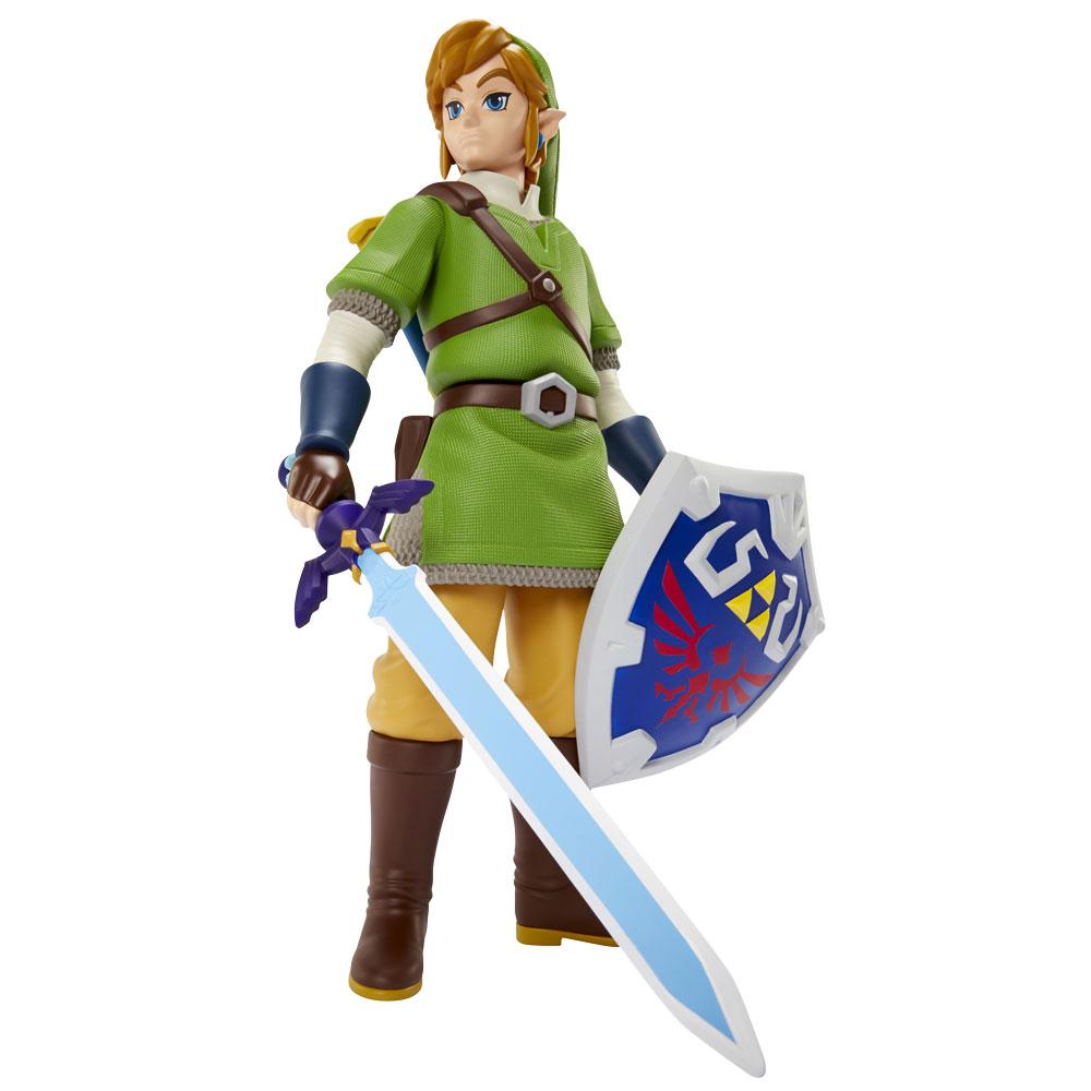 "The Legend of Zelda: 20"" Link Figure by Jakks Pacific - $12.97 + $4.99 Shipping or Free Store Pickup @ GameStop"
