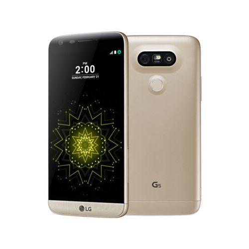 "NEW LG G5 H860 32GB 5.3"" 16MP/8MP Dual Camera Module Phone Dual SIM LTE UNLOCKED $439"