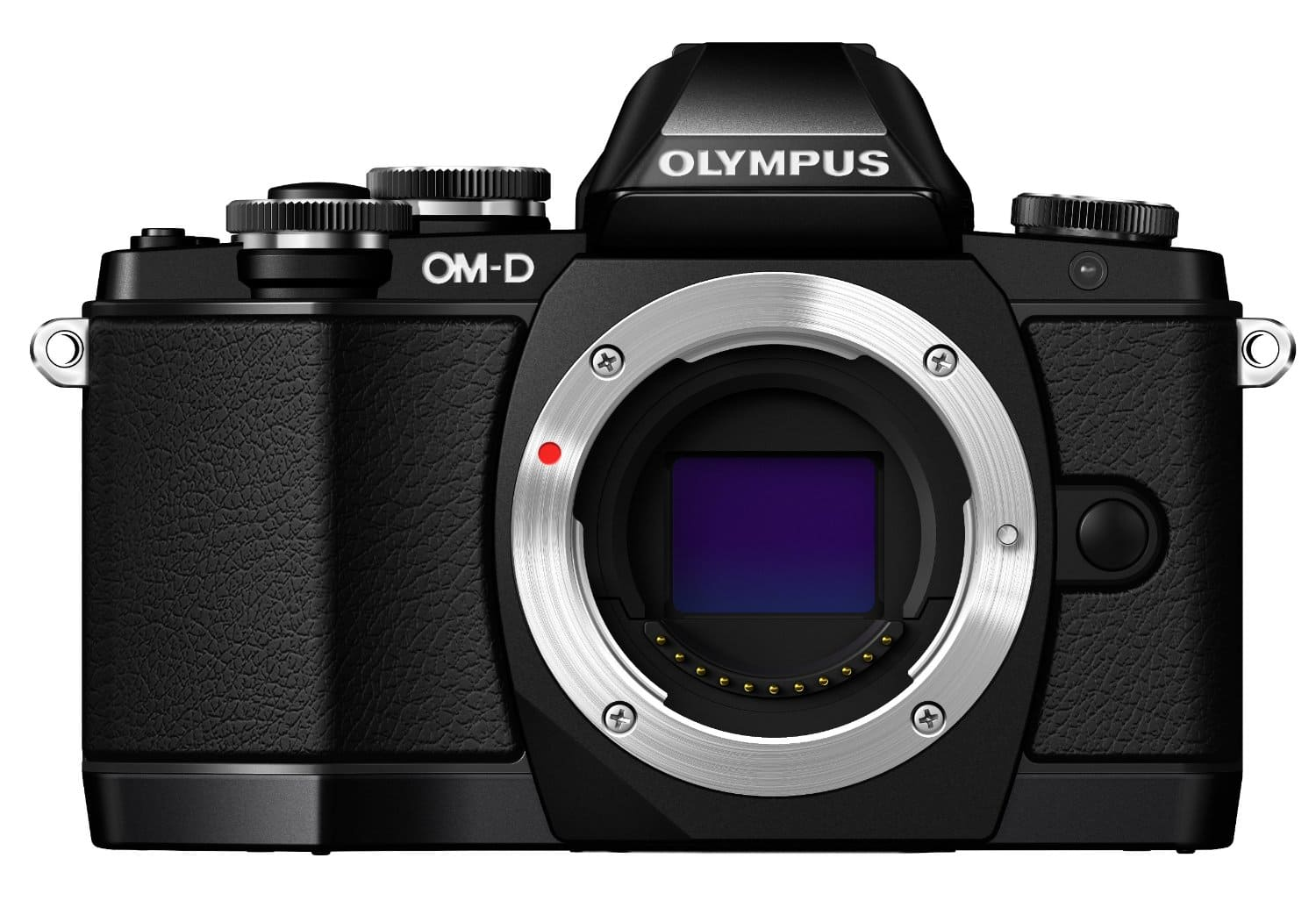Prime Members: Olympus OM-D E-M10 Digital Camera (Body Only)  $299 + Free Shipping