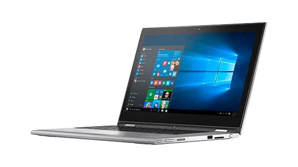 Dell Inspiron 13 Signature Edition 2-in-1 Touchscreen Laptop: i7-6500U, 8GB DDR3, 256GB SSD, Win 10 $649 + Free Shipping