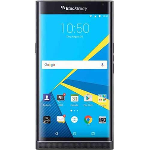 32GB BlackBerry Priv AT&T GSM Unlocked Smartphone w/ Physical Keyboard  $300 + Free Shipping