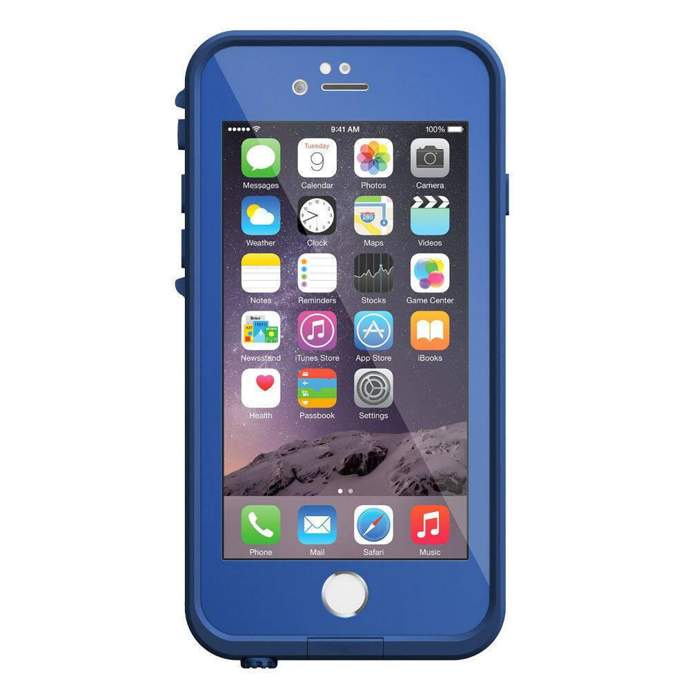 Lifeproof FRĒ Waterproof Protection Case For Apple iPhone 6 (Soaring Blue) $20 + Free Shipping!