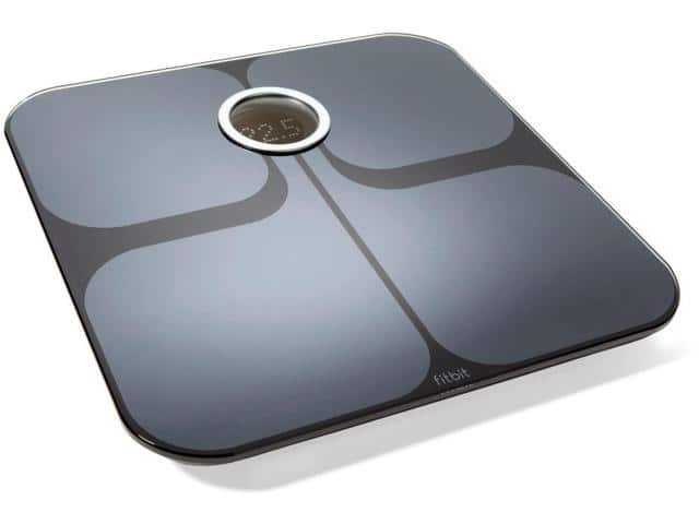 Refurbished Sale: Fitbit Aria Black Wi-Fi Weight/Body Fat/BMI Digital Smart Scale for $49.99 & More + Free Shipping @ Newegg.com