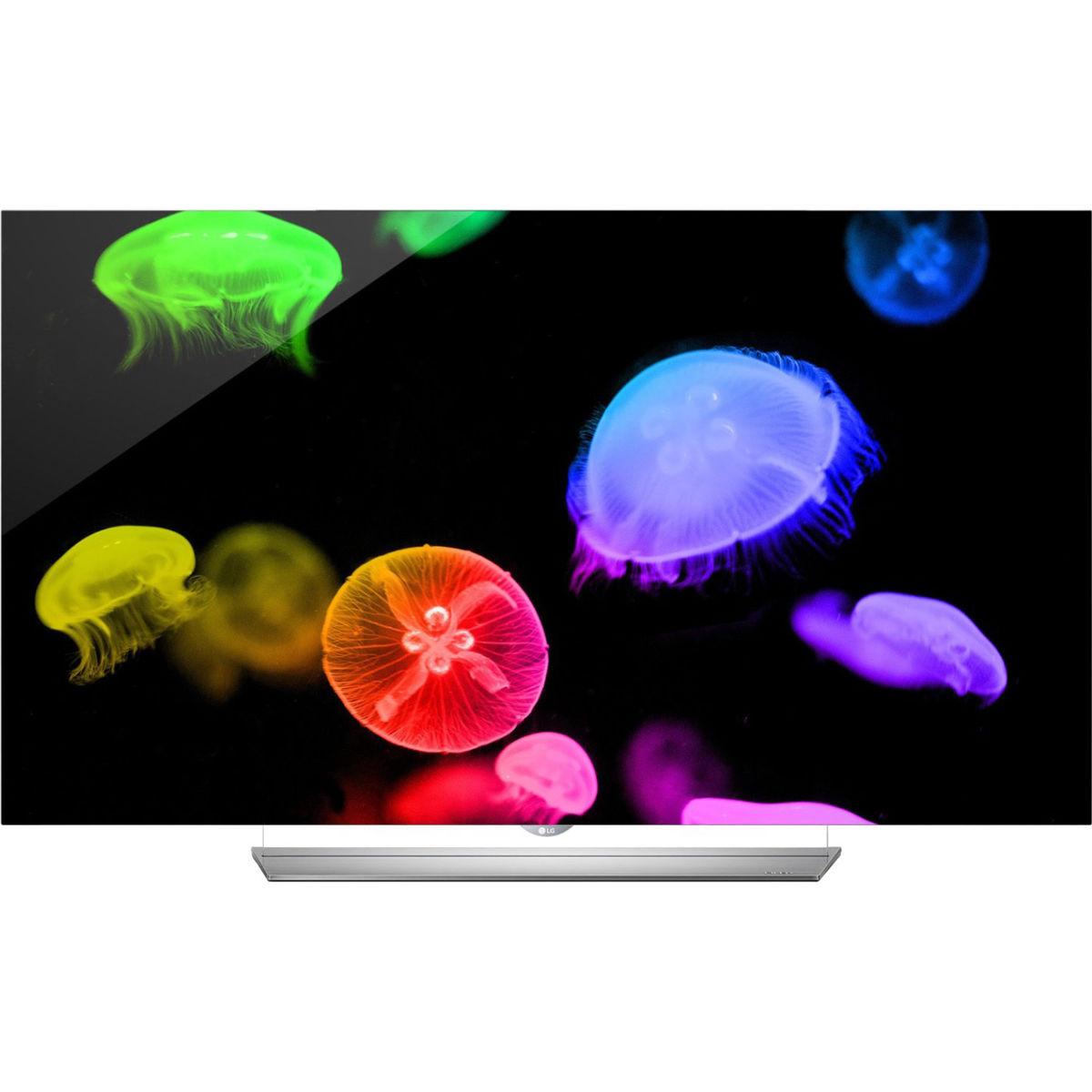 "55"" LG 55EF9500 4K Smart 3D OLED HDTV  $1699 + Free Shipping"