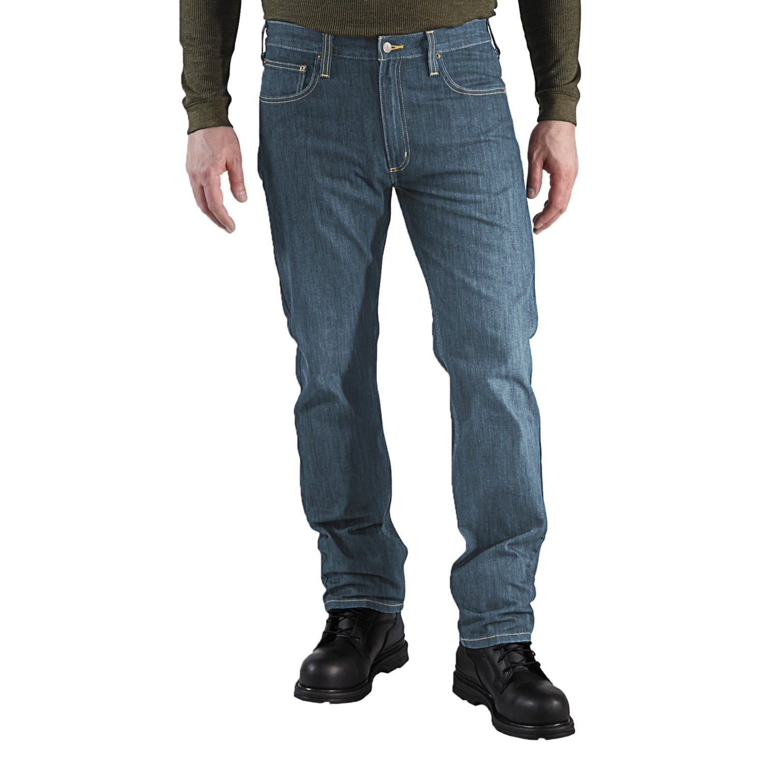 Carhartt Men's Apparel: Coveralls (2nds) $90, Jeans (2nds)  $9 & More