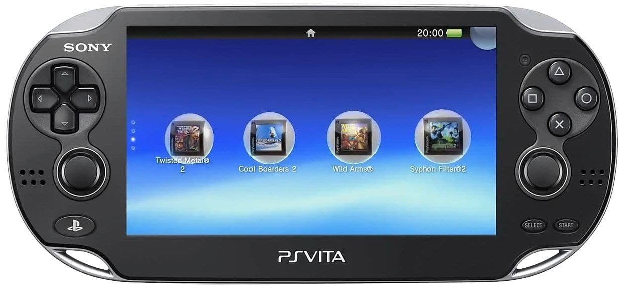 Sony PlayStation Vita Wi-Fi Console w/ OLED Touchscreen (Refurbished)  $100 + Free Shipping