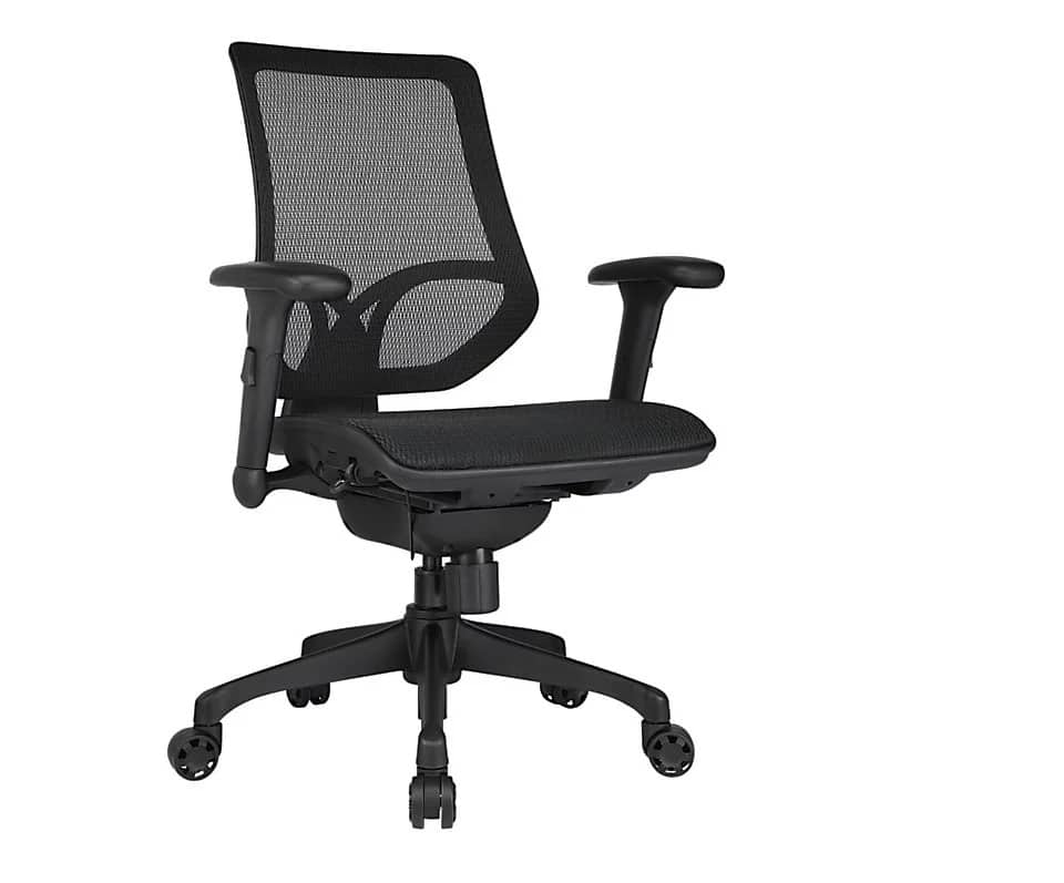 WorkPro 1000 Series Mid-Back Mesh Task Chair $80 + Free Shipping