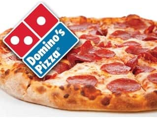 50% off All Pizzas at Reg. Price at Dominos Pizza Online