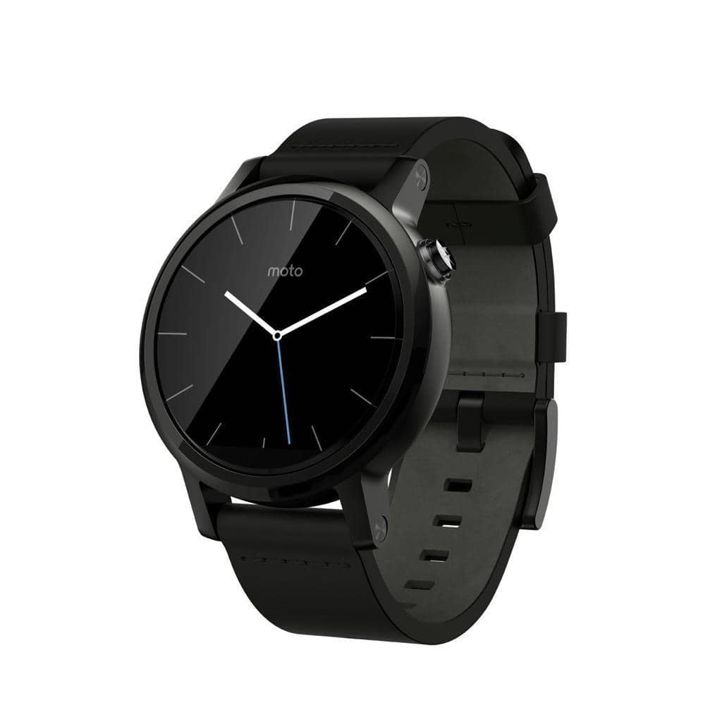 Motorola Moto 360 42mm Smartwatch (Refurb, 2nd Gen)  $160 + Free Shipping