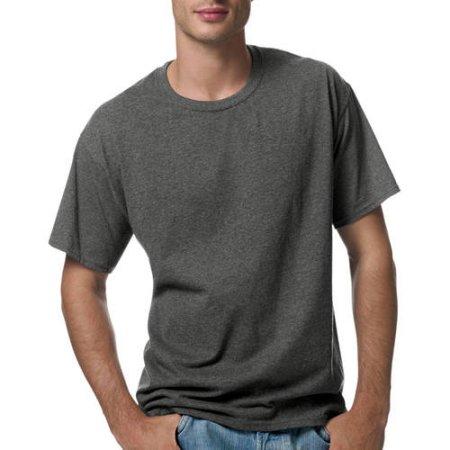Hanes Men's Short Sleeve EcoSmart T-shirt  $2.50 + free shipping  (various colors)