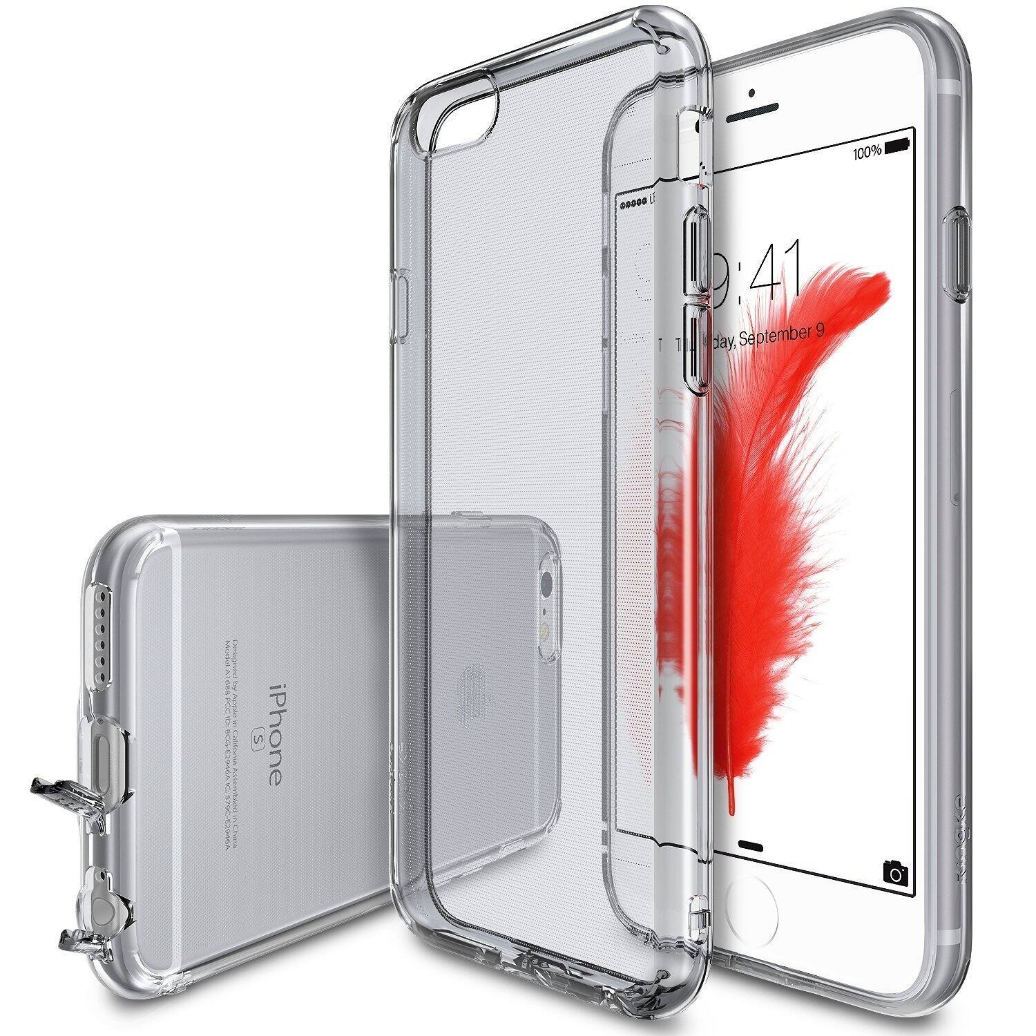 Ringke Cases for iPhone 6S/6S Plus/SE, Galaxy S7/S7Edge & More  $4.50 + Free Shipping