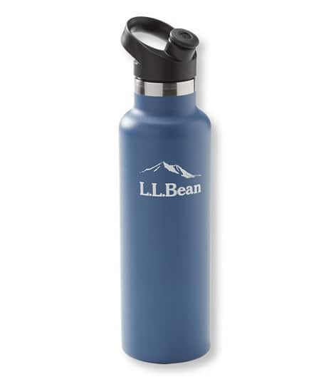 LL Bean Coupon: Additional 20% Off Sale items: 21oz Hydro Flask Insulated Water Bottle with Sport Cap $20, More + free Shipping
