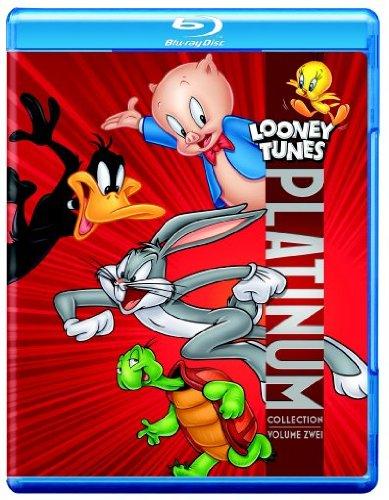 Looney Tunes Platinum Collection: Volume 2 & 3 (Region Free Blu-Ray)  $19.30