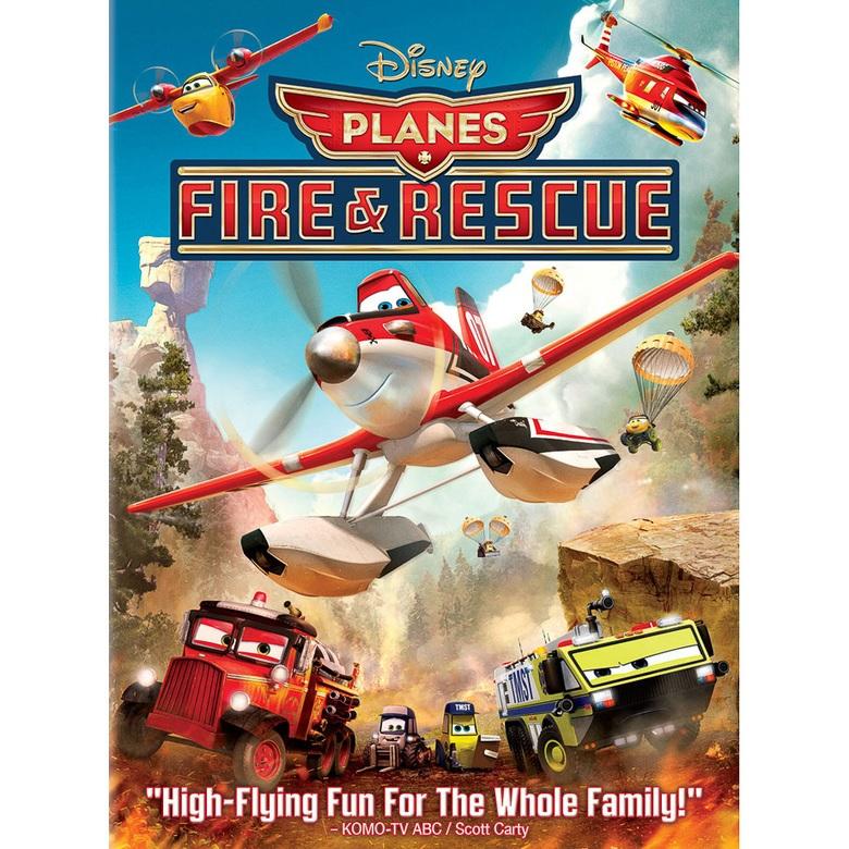 Disney Movies (Digital Code): Cinderella, Planes: Fire & Rescue  $2 & More