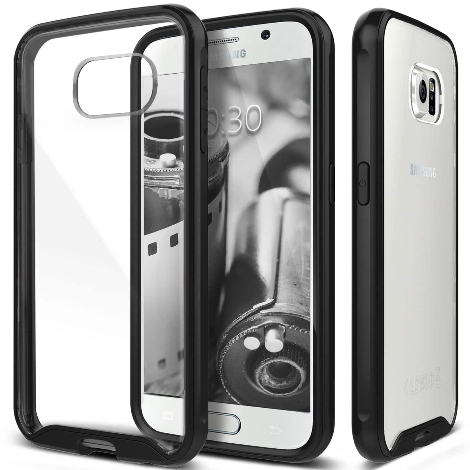 Caseology Cases: Galaxy S5/S6, iPhone 6/6S/6 Plus/6S Plus/SE  from $4 & More + Free S&H