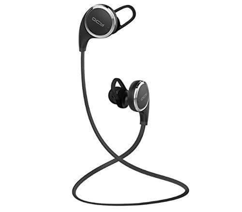 QCY QY8 Mini Bluetooth 4.1 Headphones with Microphone $7 @ Amazon