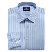 Stafford Men's Easy Care Dress Shirts $7.65 each + free site-to-store shipping to JCPenneyon $25+