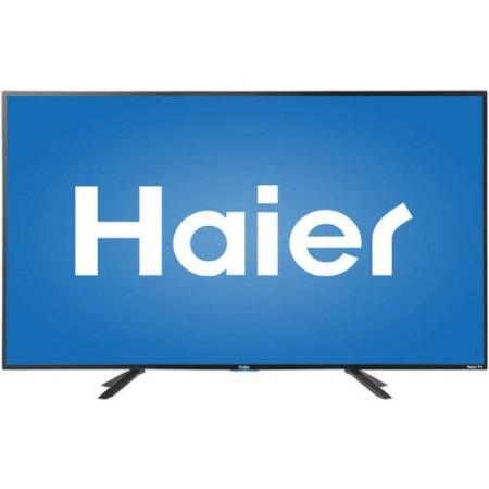 "43"" Haier 43E4500R 1080p Roku Smart LED HDTV $199.99 & More + Free Shipping / Free Store Pickup @ Walmart"