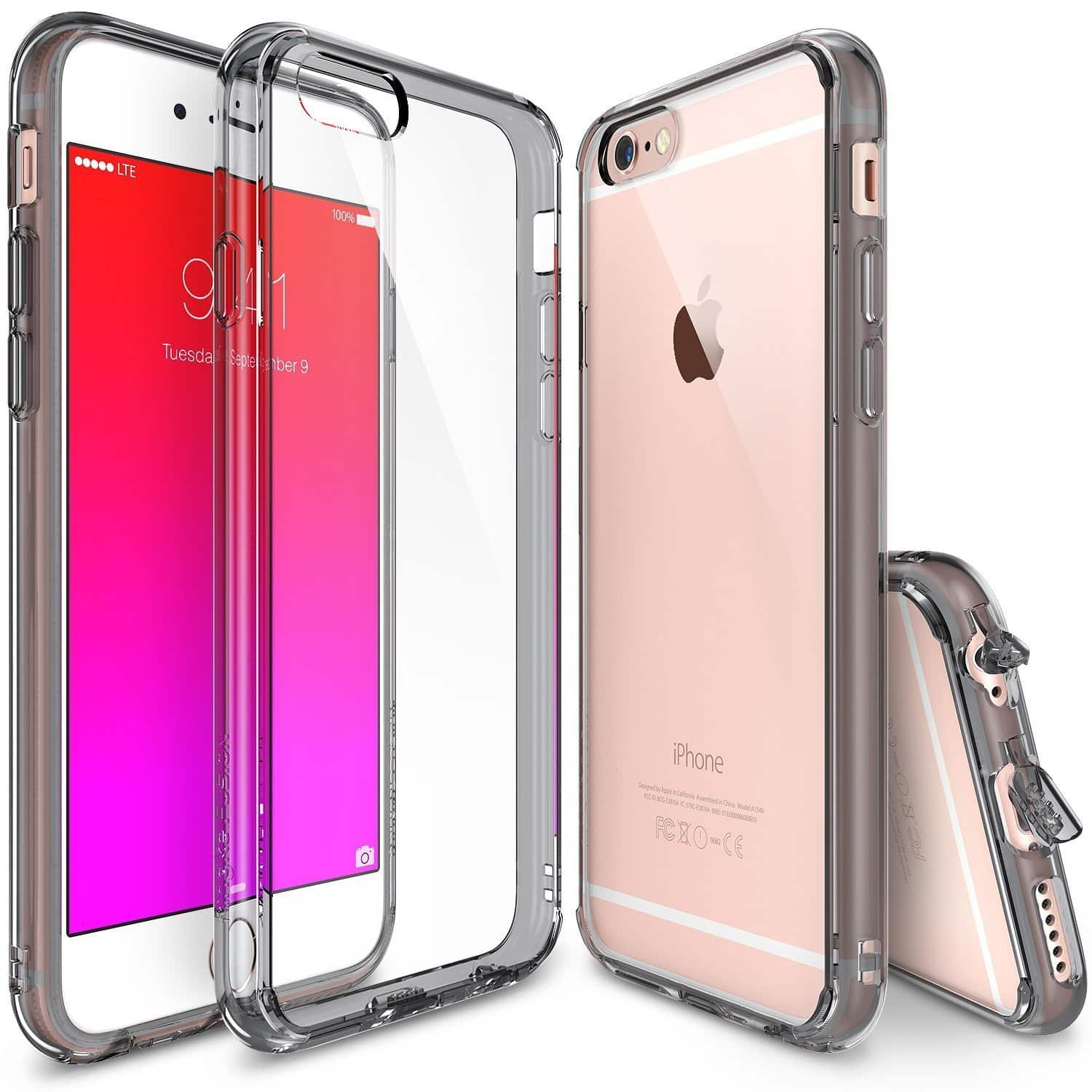 Ringke Cases: iPhone 6S/6S Plus/SE, Galaxy S7/S7 Edge & More  $4.50 + Free Shipping