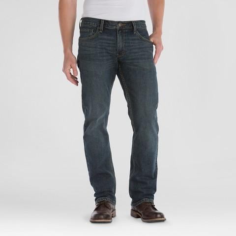 DENIZEN from Levi's Men's 218 Straight Fit Jeans Sierra $14.99