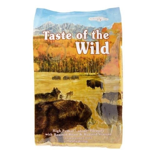 Taste of the Wild - High Prairie Dog Food - as low as $33.35 / bag at Jet.com