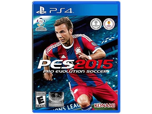 Konami Pro Evolution Soccer 2015 (PS4 or Xbox One) for FAR, Metal Gear Solid V: Phantom Pain (PS4 or Xbox One) for $19.99 AC + S&H & More @ Newegg.com