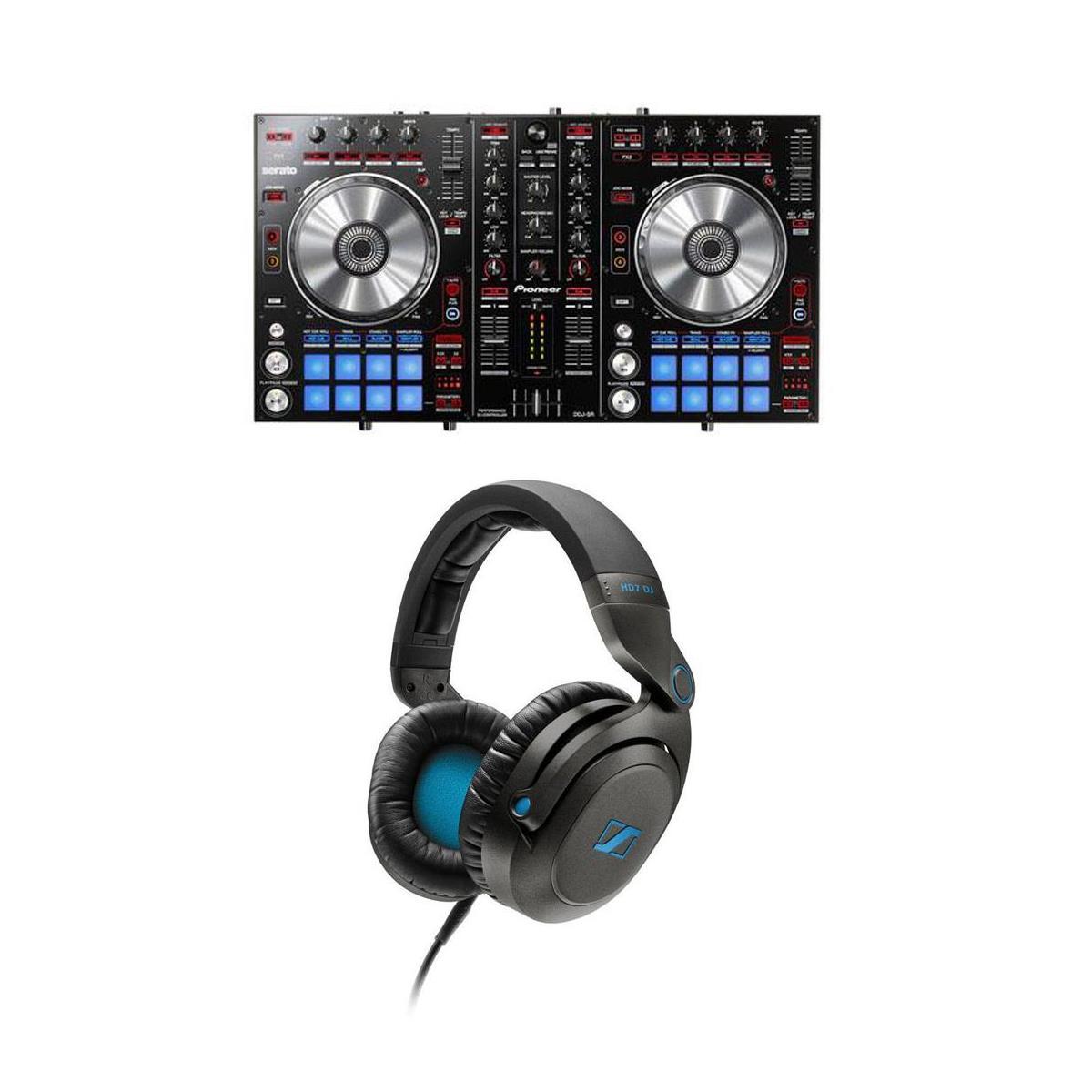 Pioneer DDJ-SR 2-Ch Serato DJ Controller + Sennheiser HD7 DJ Headphones $599 or Pioneer DDJ-SX2 4-Ch Serato DJ Controller + Sennheiser HD8 DJ Headphones $999 + Free shipping
