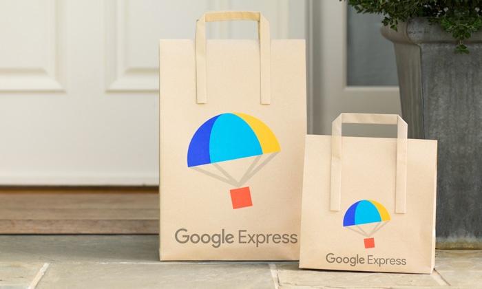 New Groupon Customers: $40 Google Express First Order Voucher $7.50