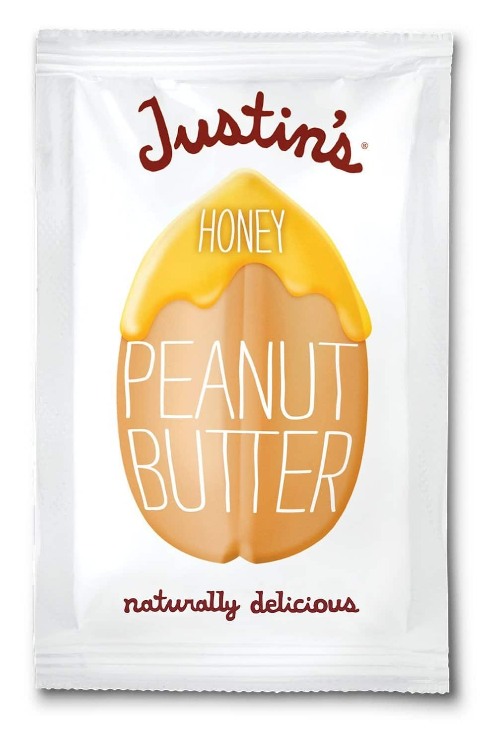 10-Pack 1.15oz. Justin's Honey Organic Peanut Butter Squeeze Packs $3.23 or Less + Free Shipping Amazon.com