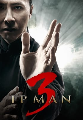 Ip Man 3 or Rise of the Legend (HD Movie Download) $3.99