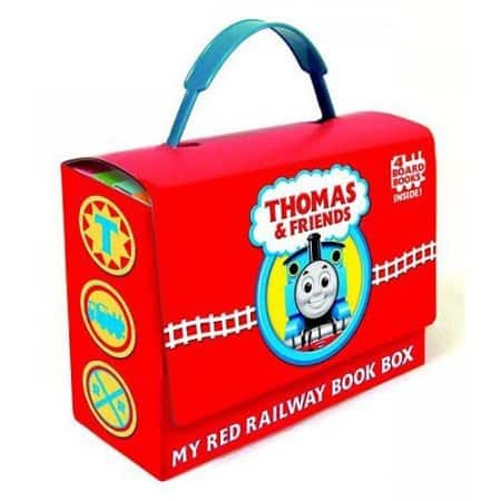 Thomas and Friends: My Red Railway Book Box  $7 + Free Store Pickup