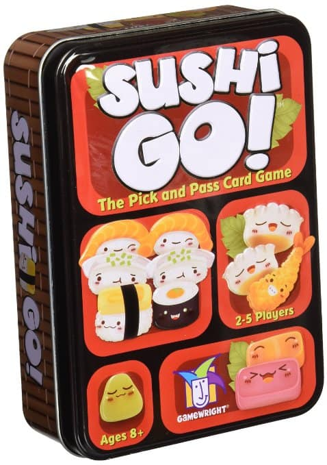Sushi Go! Card Game - $8.99 @ Amazon.com