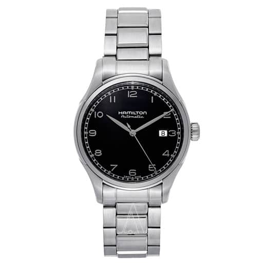 Hamilton Men's Timeless Classic Valiant Automatic Watch $329