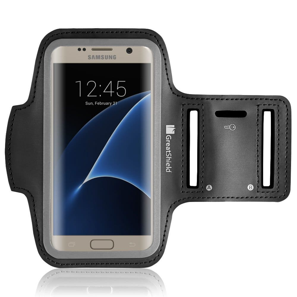 GreatShield Fit Sport Armband Cases: Galaxy S7, iPhone 6S Plus/6S  $3 & More + Free S&H