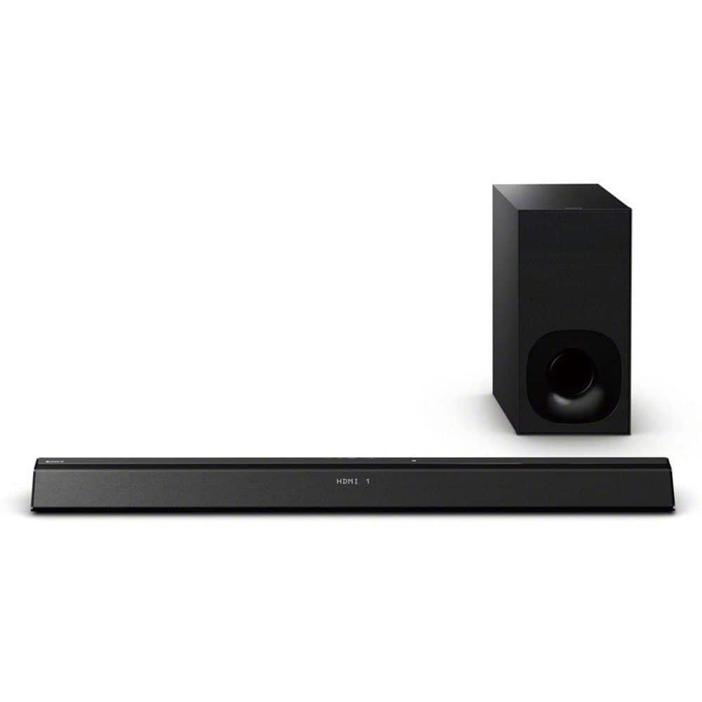 Sony HT-CT380 - 2.1ch 300 Watt Bluetooth Sound Bar with Wireless Subwoofer $159.99 + Free Shipping (eBay Daily Deal)