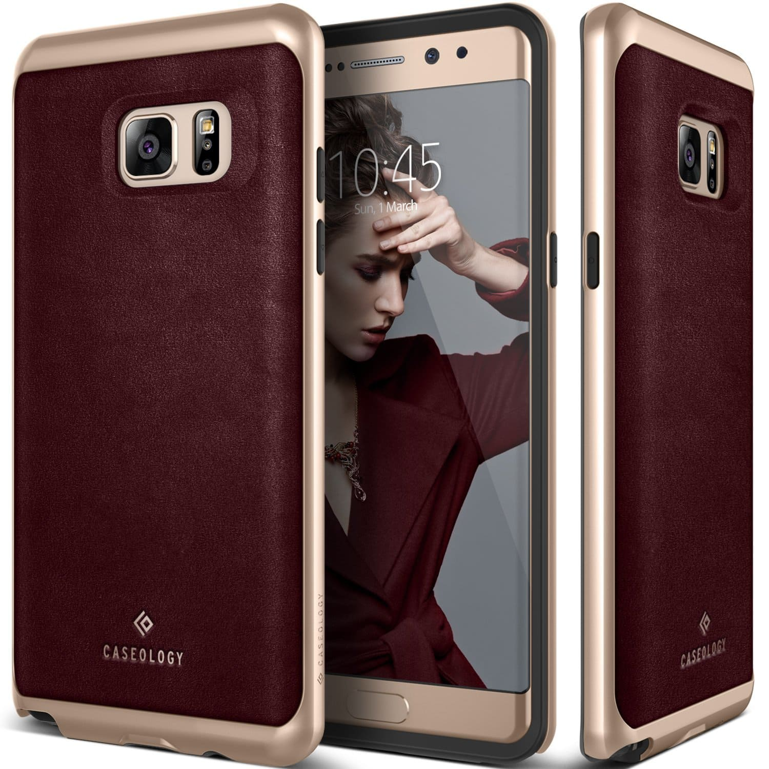Caseology Cases for Galaxy S7/Note 7, iPhone SE or LG G5  from $4 + Free Shipping
