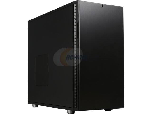 Fractal Design Define R5 Blackout Silent ATX Mid Tower Computer Case for $79.99 AR + Free Shipping @ Newegg.com
