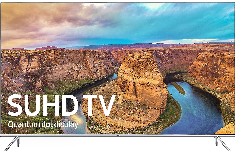 "55"" Samsung UN55KS8000 Smart 4K SUHD HDR 1000 HDTV  $1099 + Free Shipping"