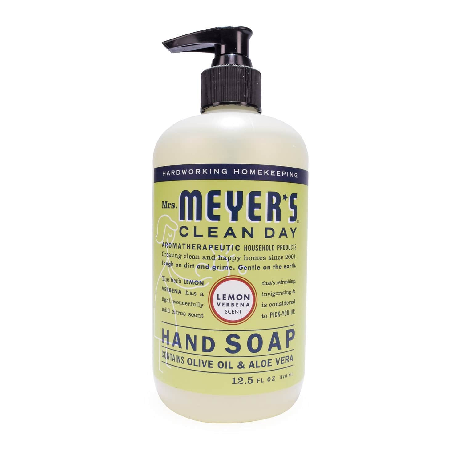Mrs. Meyers Household Essentials: 3-Pack 12.5oz Hand Soap  from $7.20 & More + Free S&H