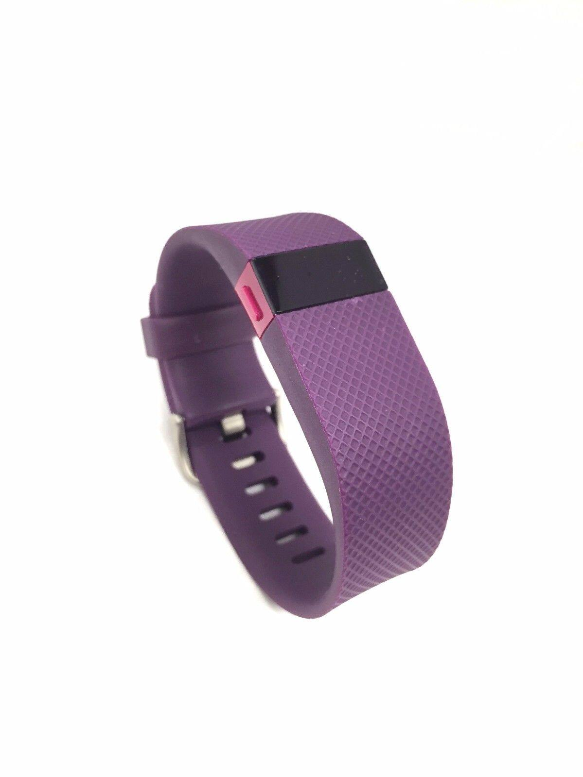 Fitbit Charge HR Activity, Heart Rate + Sleep Wristband (New, Other)  $86 + Free Shipping
