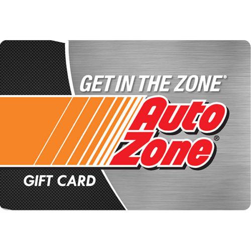 $100 AutoZone Gift Card  $90 + Free Shipping