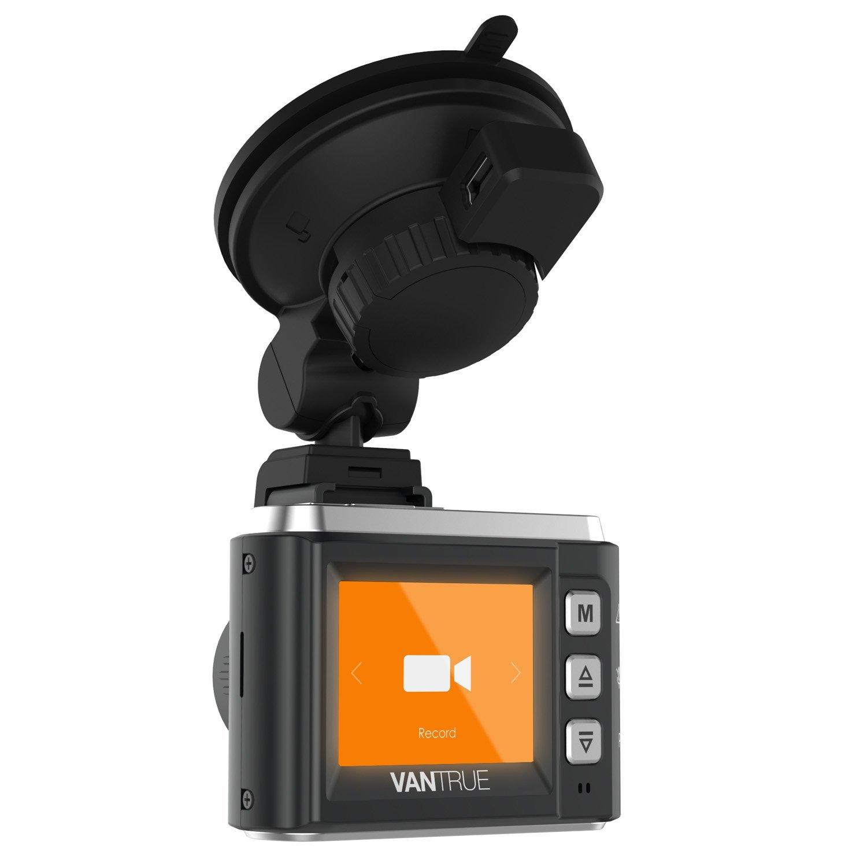"Vantrue N1 1080p HD 1.5"" LCD DVR Car Dash Camera w/ Parking Monitor  $59.50 + Free Shipping"
