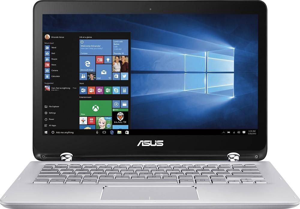 "Asus Q304UA 13.3"" 2-in-1 Touch Laptop: i5-6200U. 6GB RAM, 1TB HDD, 1080p, Win 10 (iopen box excellent) - $371.99 after EDU coupon @ Bestbuy"