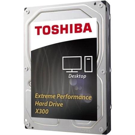 6TB Toshiba X300 7200rpm Desktop Internal Hard Drive  $170 + Free Shipping