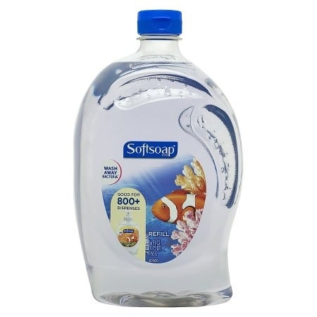 56oz Softsoap Liquid Hand Soap Refill $3.16 & Much More + Free Shipping @ Target