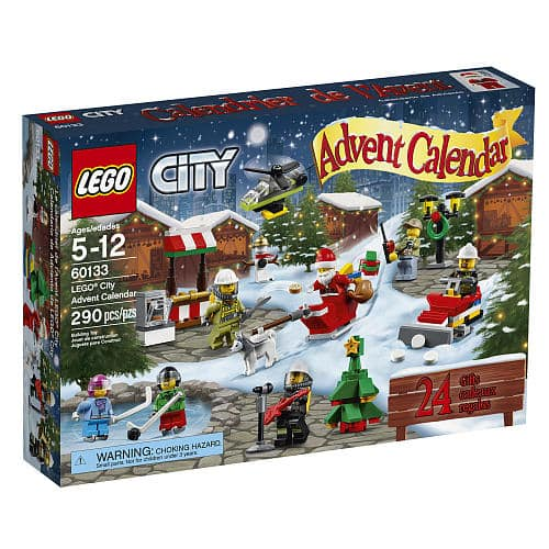LEGO Advent Calendars:  City or Friends  $30 + Free Shipping