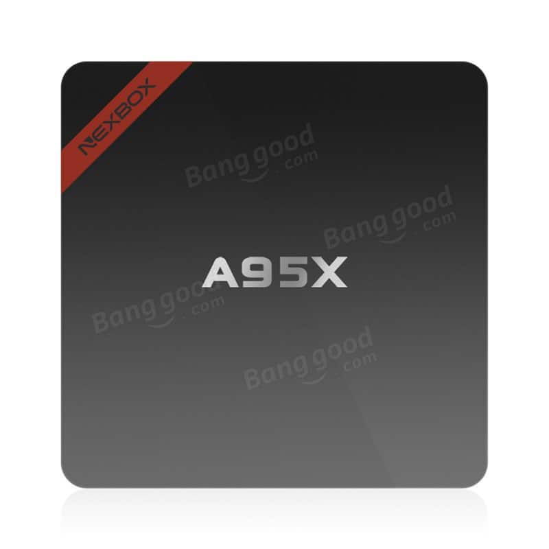 Nexbox A95X 4K TV BOX 31.99